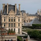 Paris Louvre museum reopens Monday after crippling losses