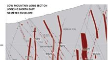 Barkerville Gold Intersects 24.06 g/t Gold Over 6.45 Meters and Extends Vein Corridors at Depth