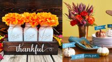 25 Simple Thanksgiving Decorations That'll Beautify Your Home