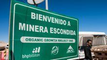 Chile: maior mineradora privada demite 3% de seus funcionários