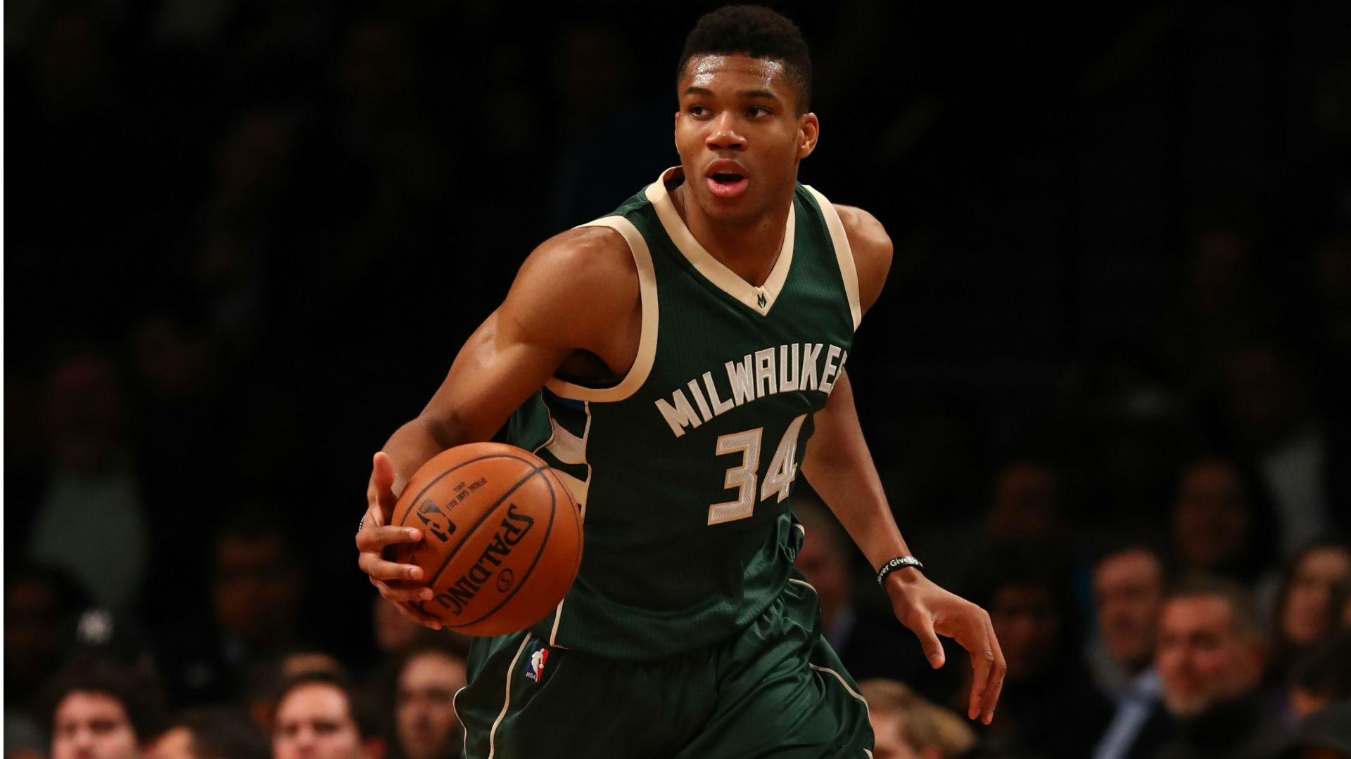 Get the latest news stats videos highlights and more about Milwaukee Bucks power forward Giannis Antetokounmpo on ESPNcom