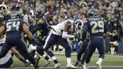 Seahawks squabble with themselves after rout