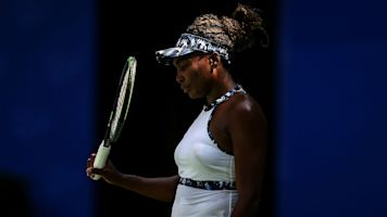 Venus Williams sent packing as Sabalenka starts Wuhan Open defence with a win