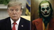 Donald Trump hosts White House screening of Joker