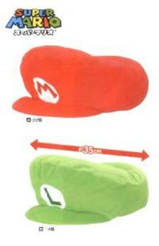 Mario and Luigi hats for the avid cosplayer