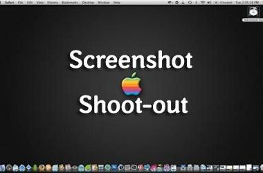TUAW Faceoff: Screenshot apps on the firing line