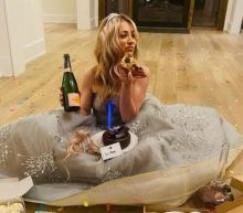 'I'd like to thank... never mind': Kaley Cuoco shares hilarious reaction to Golden Globes loss
