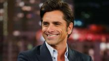 John Stamos stuns 'Full House' castmates by revealing he took the set's couch