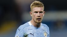 'We want to fight with Liverpool' - Man City need fast start to keep up with Premier League champions, says De Bruyne