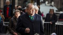 Alex Salmond appears in court on sexual assault charges