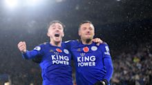 Leicester City move up to second after beating Arsenal 2-0 to pile more pressure on Unai Emery