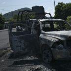 The Latest: 1 soldier, 14 civilians die in Mexico gunbattle