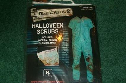 More Manhunt 2 promo stuff hits eBay