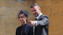 Victoria se ríe de David Beckham en Instagram