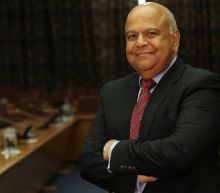 Business plea for Gordhan echoes rifts in South Africa's ANC