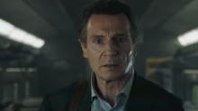 'The Commuter' trailer: Liam Neeson and Vera Farmiga clash in 'Speed' set on Amtrak (watch)