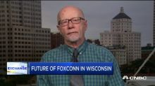 Foxconn's plans for Wisconsin are slow-going, says Milwaukee Journal Sentinel reporter