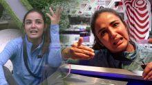 Bigg Boss 14; Nikki Tamboli abuses Jasmin Bhasin during argument; Check Out |