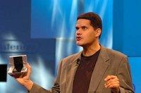 CE-oh no he didn't!: Reggie Fils-Aime says the iPhone OS isn't a 'viable profit platform for game development'