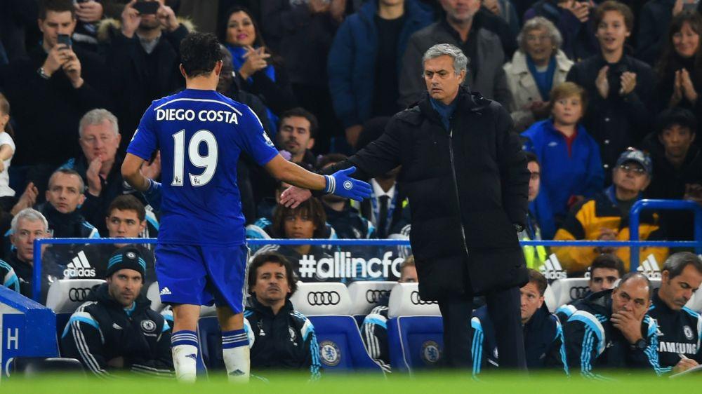 Rival de Mourinho, Diego Costa revela que se mudou para o Chelsea por causa do técnico