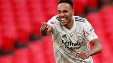 Foot - ANG - Arsenal - Pierre-Emerick Aubameyang (Arsenal):«On méritait de gagner»