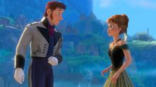 The 'Fifty Shades of Frozen' Trailer Is Here to Freak You Out