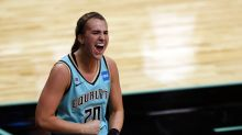 WNBA opening game between Fever and Liberty saw ratings increase of 27 percent on NBA TV