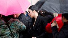 (FOTOS) Así se vio Emma Coronel el primer día del juicio del Chapo