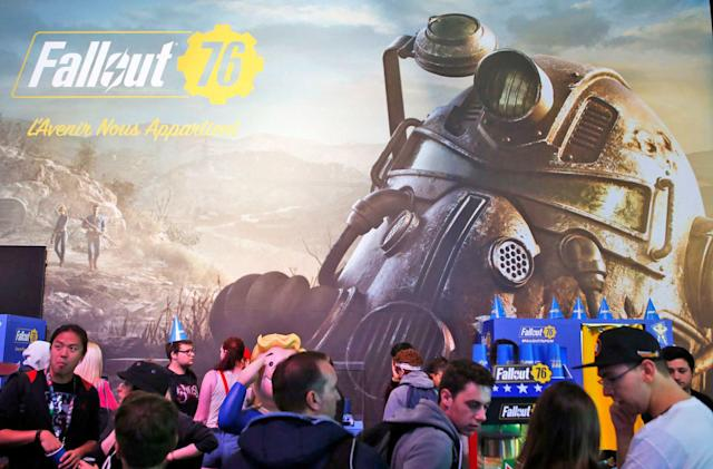 'Fallout 76' won't come to the Switch because it 'wasn't doable'