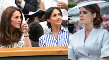 The strict dress code Meghan and Kate will have to follow at Eugenie's wedding