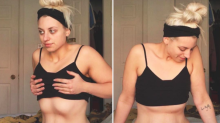 How an Instagram hashtag helped one woman learn to love her loose skin