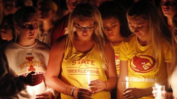 Iowa State, Akron to honor slain college golfer