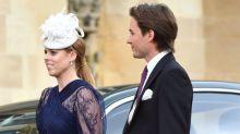 Princess Beatrice cancels royal wedding reception