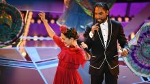 """Oscars 2018: Watch Miguel Sing   Coco 's """"Remember Me"""""""