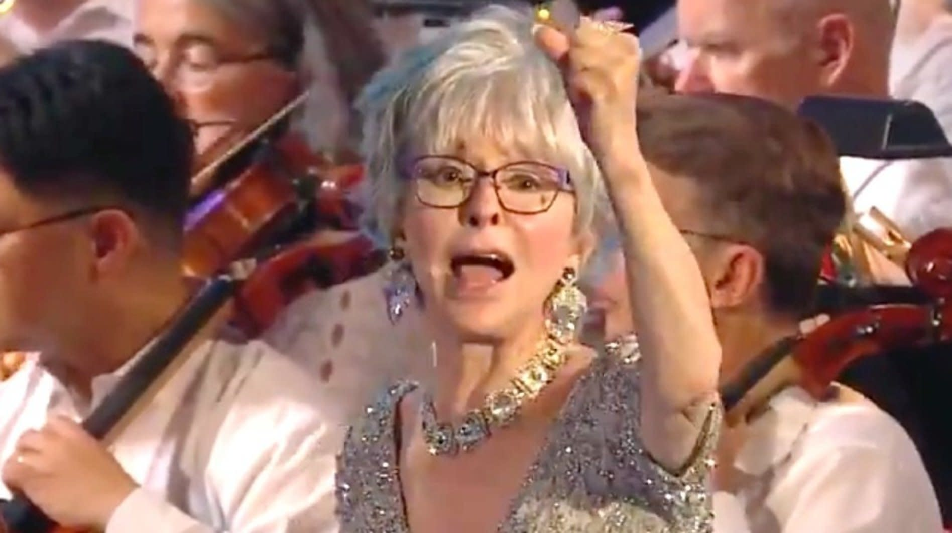 Rita Moreno Absolutely Kills It With Spine-Tingling Independence Day Performance