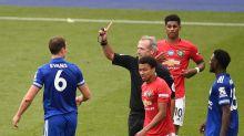 Jonny Evans misses Leicester's match against Burnley
