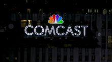 Comcast Stock Falls 3%