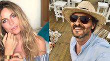 Eleonora Pedron ritrova l'amore con Fabio Troiano: baci in spiaggia