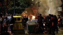 Coronavirus weltweit: Zusammenstöße bei Protesten gegen Ausgangssperren in Italien