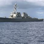 China Accuses U.S. Warship of Trespassing, Says It Will Take 'Necessary Measures' to Ensure Sovereignty