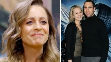 Carrie Bickmore breaks down while speaking about late husband