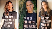 Join Olivia Wilde, Regina King, and Jessica Alba in Supporting Breonna Taylor's Family With This Shirt