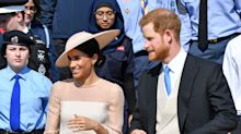 Prince Harry Makes First Appearance Since Returning From His Honeymoon with Meghan Markle