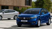 Renault mostra as primeiras fotos dos Sandero e Logan que estrearão no Brasil em 2022