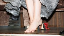Can we finally say goodbye to painful stilettos?