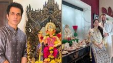 Ganesh Chaturthi 2020: Sonu Sood, Sanjay Dutt And Other B-town Actors In Their Traditional Best