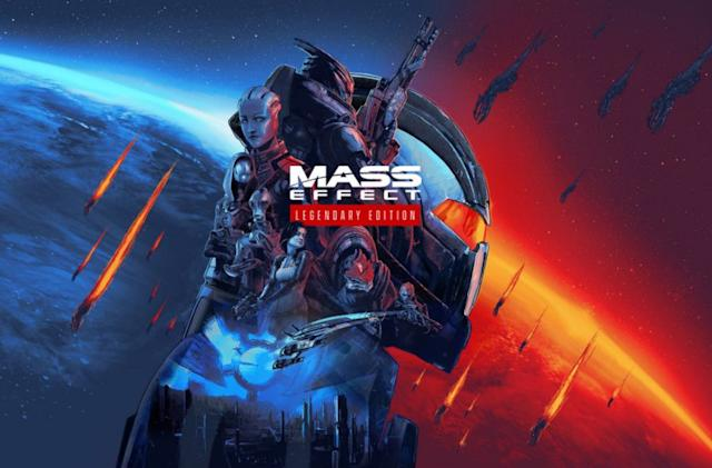 BioWare details the gameplay changes coming to 'Mass Effect: Legendary Edition'