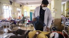 Indian crisis risks severing supply of vital drugs to the UK
