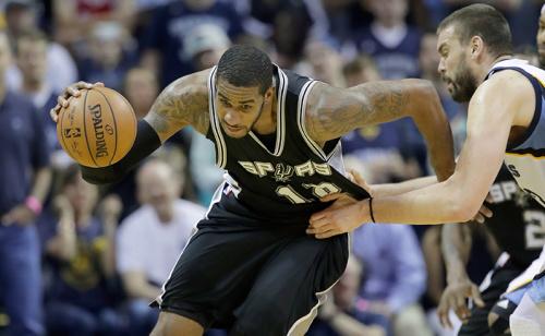 Previa San Antonio Spurs vs Memphis Grizzlies - Pronóstico de apuestas Playoffs NBA