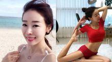 瘦腿靠彈力帶和Pilates!43歲韓國長腿辣媽Belle的瘦腿筆記